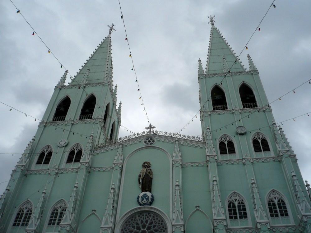 Filipino Gothic (1/6)