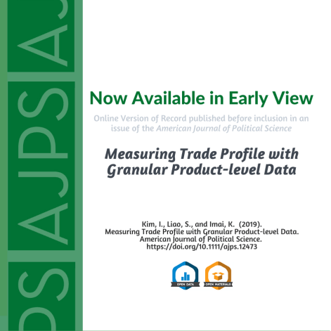 AJPS - FB Posts_Measuring Trade Profile