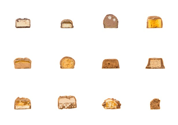 Chocolate Typologies