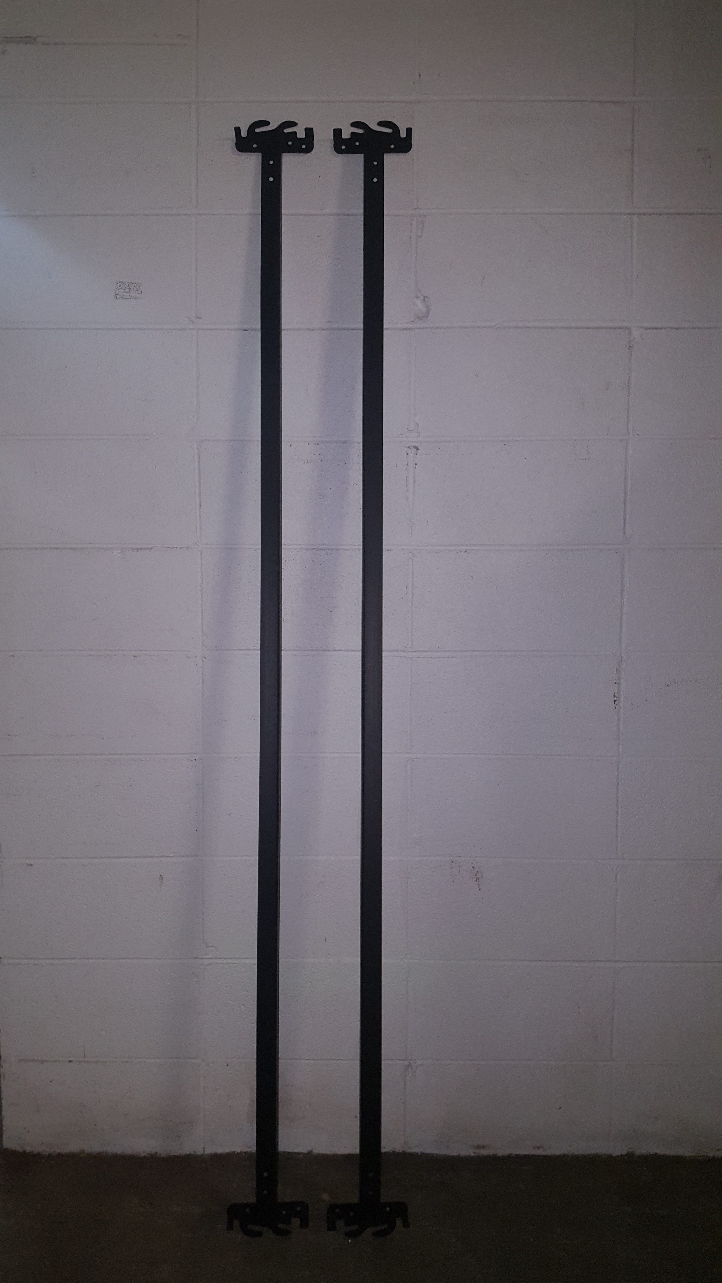 Twin Full Hook On Style Hb Fb Bed Rails A J Sales Online
