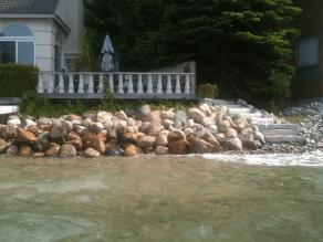 Rock shoreline 1 pic 5