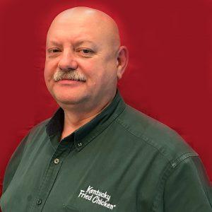 JOHN REVIS DIRECTOR OF OPERATIONS/AREA REGIONAL LEADER