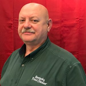 Director of Operation and Area Regional Director, John Revis