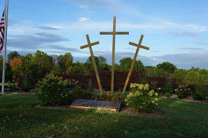 Abundant Life Memorial Gardens Crosses