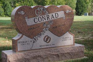 Conrad Gravestone