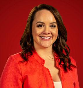 Administrative Assistant Kristin Price