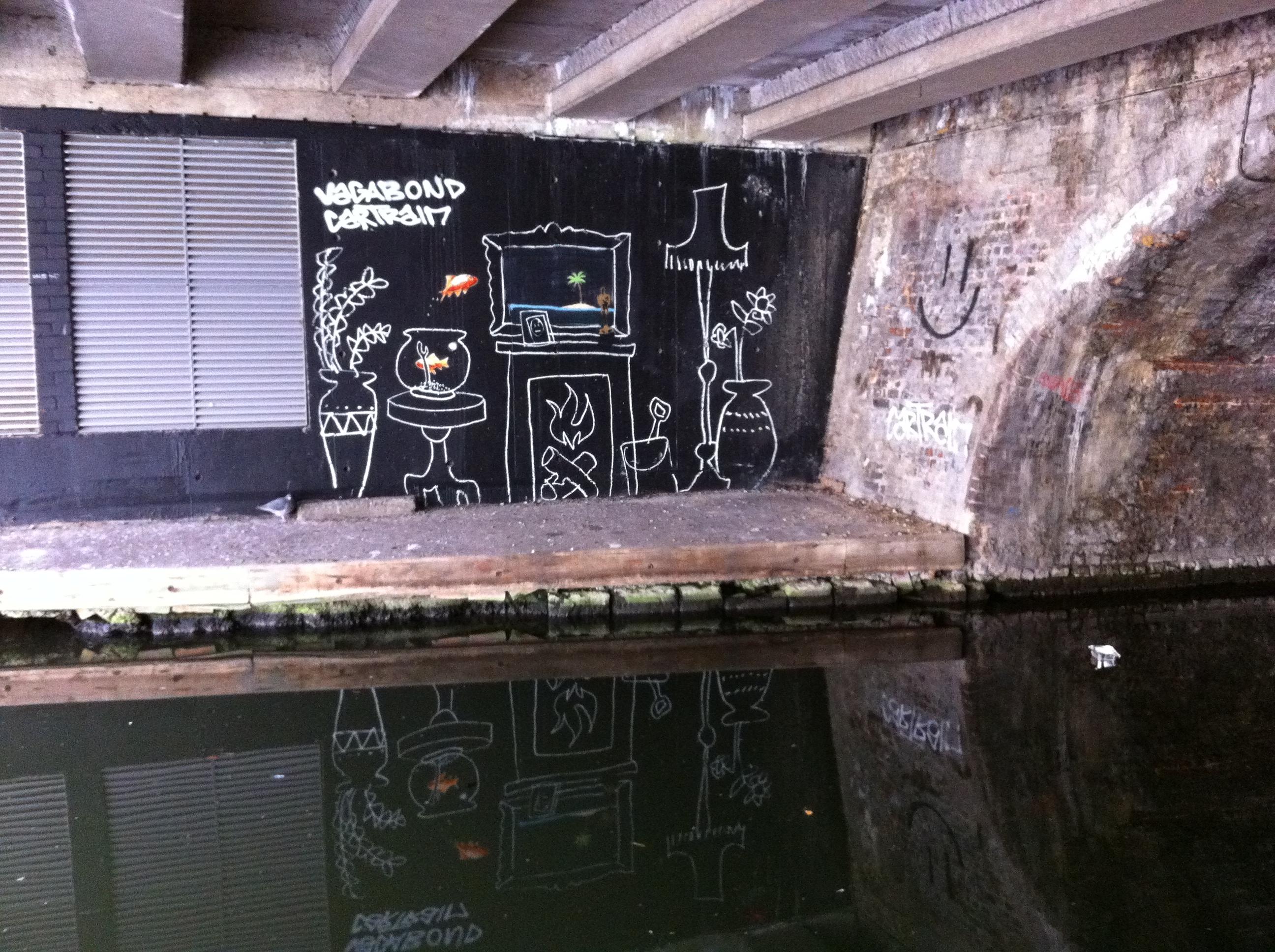 Banksy Regent canal