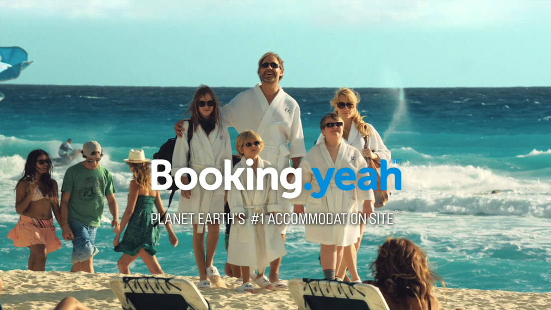 Booking.yeah could cause confusion