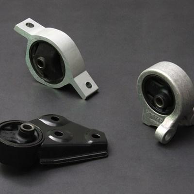 NISSAN MARCH/MICRA K11 AUTOMATIC (NCVT) REINFORCED ENGINE MOUNT 3PCS/SET