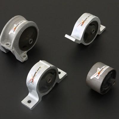 NISSAN PRIMERA'97-00 P11 MANUAL REINFORCED ENGINE MOUNT 4PCS/SET