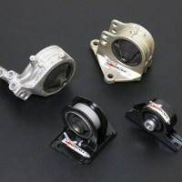 MITSUBISHI ECLIPSE 95-99 2.0L TURBO MT REINFORCED ENGINE MOUNT 4PCS