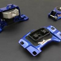 FORD FOCUS MK2 2.0 HARDEN ENGINE MOUNT SET 3PCS/SET