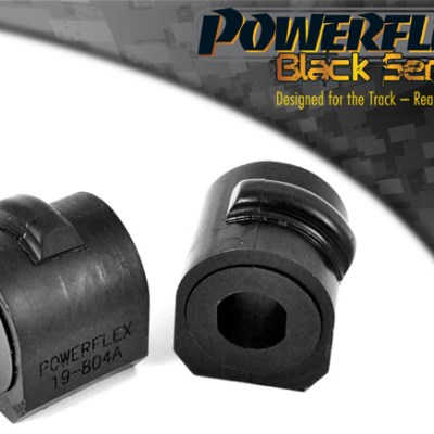 Ford Focus Mk1 inc ST and RS (up to 2006) Front Anti Roll Bar Mounting Bush PFF19-804BLK