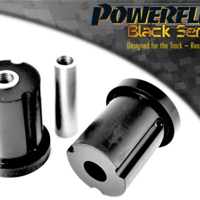 Ford Fiesta Mk3 inc RS Turbo (1989-1996) Rear Beam Mounting Bush PFR19-606BLK
