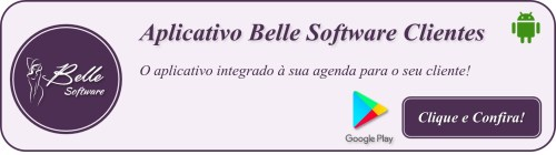 Aplicativo de Celular Belle Software Clientes