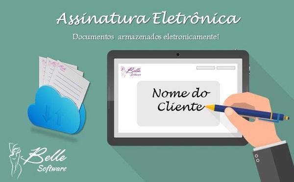 Utilizando a Assinatura Eletrônica para Documentos em Clínicas de Estética