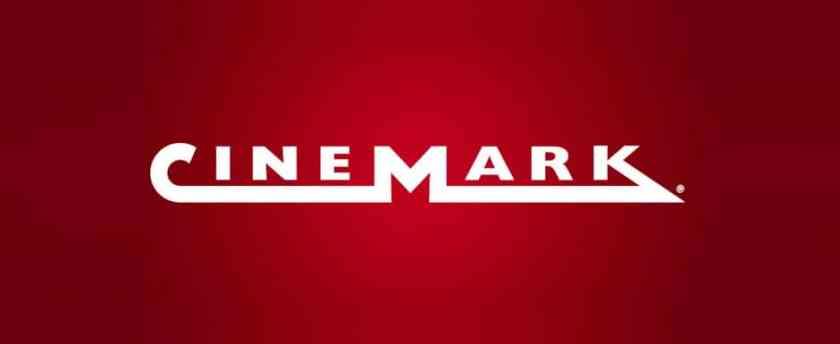 Programação do Cinemark