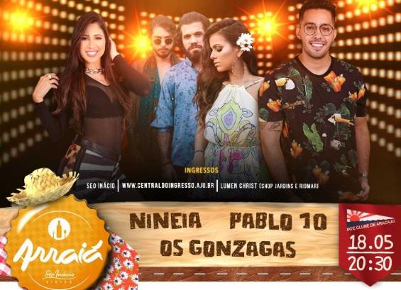 Arraiá Seo Inácio comemora 10 anos com grandes atrações