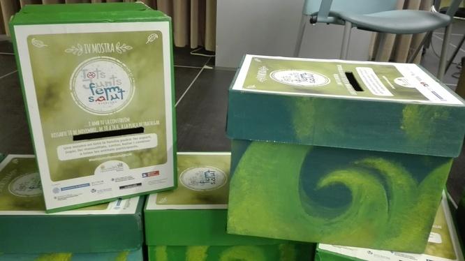 Badalona prepara la IV Mostra Tots Junts Fem Salut amb una enquesta a la ciutadania dels barris La Salut i Llefià