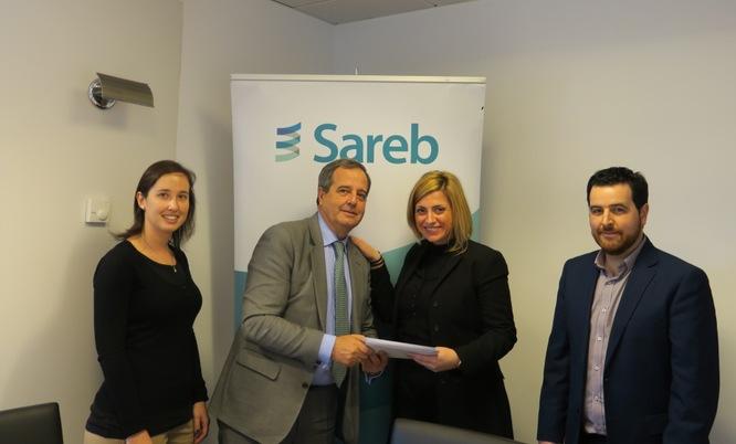 L'Ajuntament signa un conveni amb Sareb per la cessió de dos habitatges destinats a fer front l'emergència habitacional