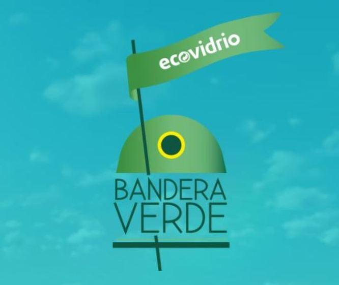"""Badalona obté el guardó de """"Bandera Verda"""" per la millora en la recollida selectiva de vidre"""