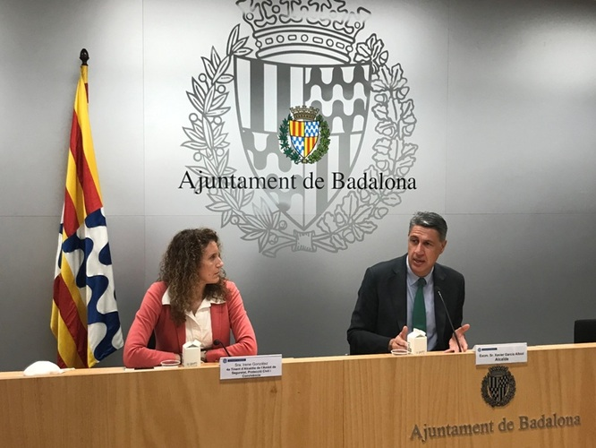 L'alcalde de Badalona convoca per al 6 de juliol la Junta Local de Seguretat