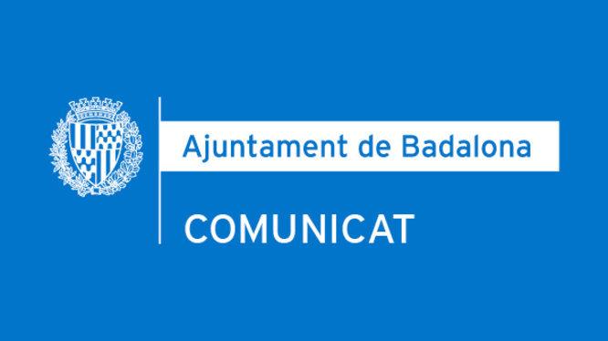 Comunicat del Govern de Badalona amb relació al contracte de subministraments amb l'empresa Acquajet