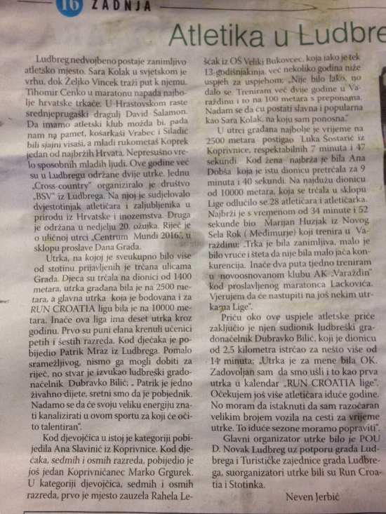 Centrum Mundi - novine