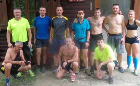 Trening Čevo - Grebengrad - 21.08.2016.
