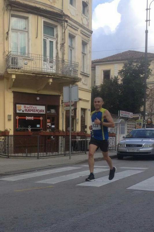 Marijan Huzjak - 6. Adria Advent maraton
