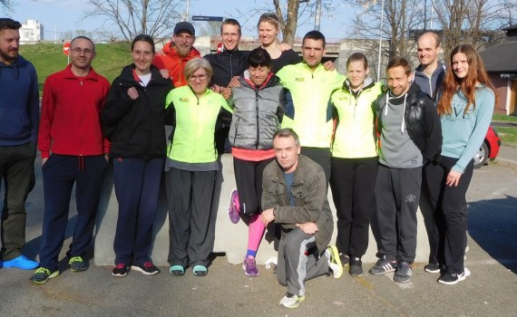 Ekipno PH u polumaratonu - 25. Turopoljska utrka