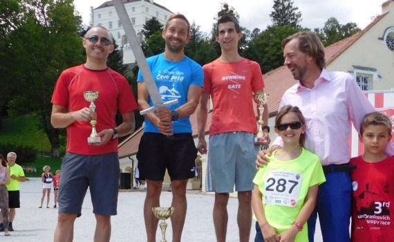 3. utrka za mač grofa Draskovicha