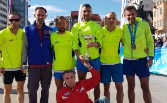 26. Zagrebački maraton - AK Varaždin ekipni pobjednik PH u maratonu