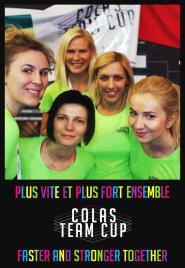 Colas Team Cup Pariz 2018