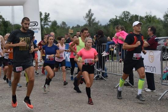 9,99 i 6,66 km utrka