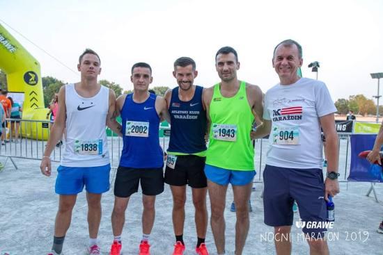 Grawe noćni maraton 2019