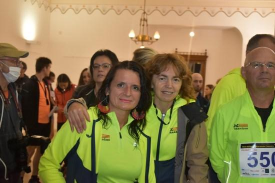 1. Čakovečki noćni cener - Anica Lacković i Džeraldina Kuzminski