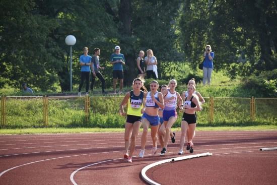 Maja Pačarić - prvakinja Hrvatske na 800 m