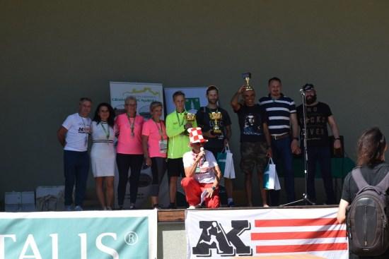 Proglašenje - 1. brdski maraton Ivanec - Novi Marof