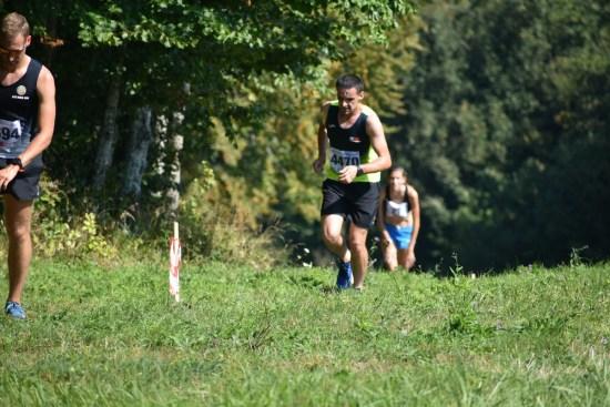 Matija Zadravec na PH u planinskom trčanju u Mrkoplju