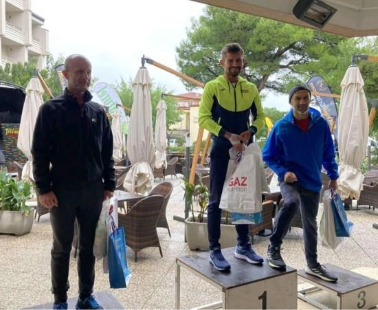Dinko Solić pobjednik na 14 km - Krk Island Trail 2020