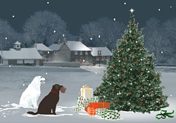 Seasons Greetings The Snowdog E Card By Jacquie Lawson