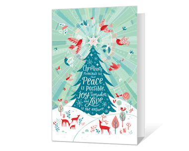 Printable Christmas Cards Print Free At Blue Mountain