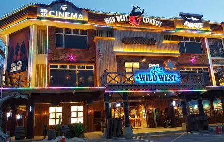 نتيجة بحث الصور عن Wild West Cowboy Indoor Theme Park port dickson