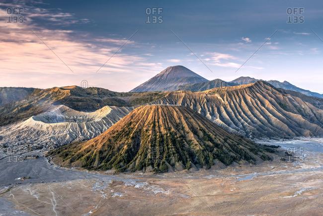 Indonesia Mountain Bromo