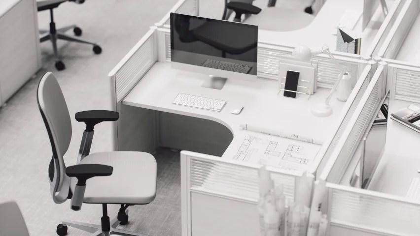 E mobili per ufficio, sedie, poltrone, armadi e pareti divisorie di design. Cubicle Stock Video Footage 4k And Hd Video Clips Shutterstock