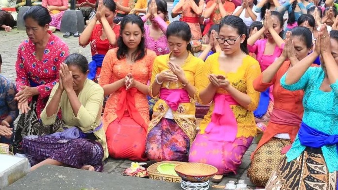 Indonesia Bali People