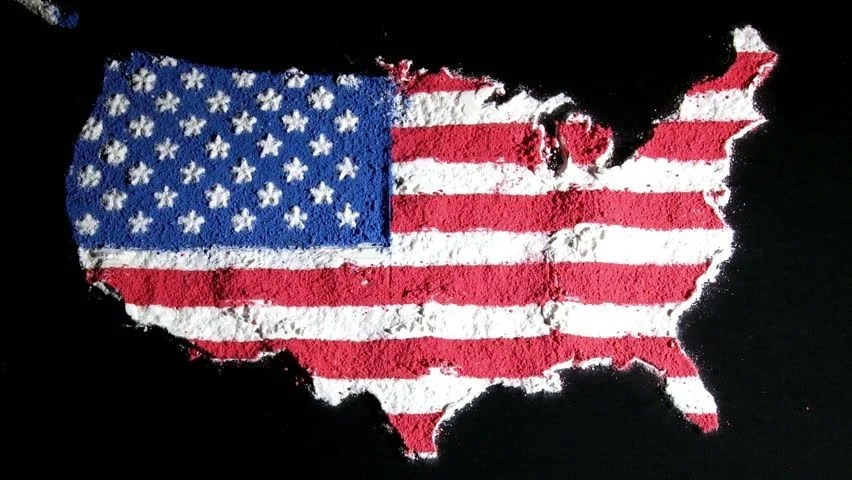 07/04/2020· the flag of the united states of america is also known as the american flag or the us flag. Us Map And Flag Contiguous Stock Footage Video 100 Royalty Free 1507658 Shutterstock