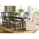 Shop Black Friday Deals On Paula Deen Home Paula S Table In Tobacco Finish Overstock 11623565