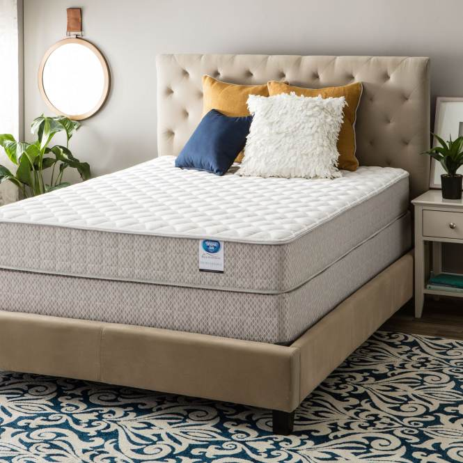 Spring Air Value Collection Northridge Cal King Size Firm Mattress Set Free Shipping Today 18757605